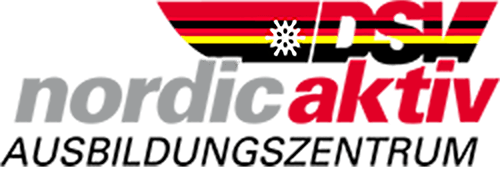 DSV nordic aktiv Ausbildungszentrum Logo 250px
