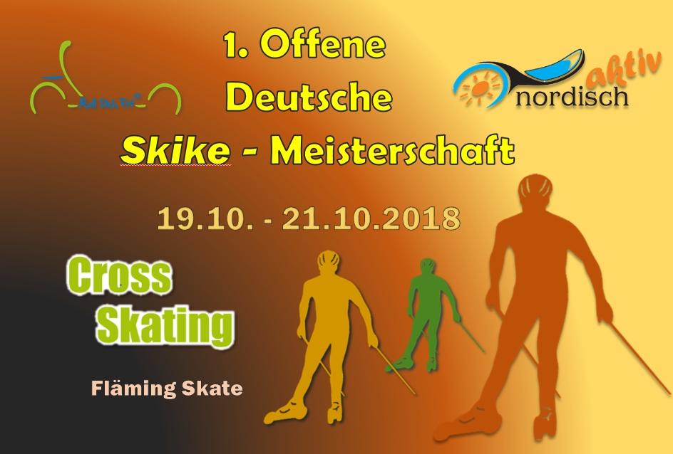 1. Offene Deutsche skike Meisterschaft 2018