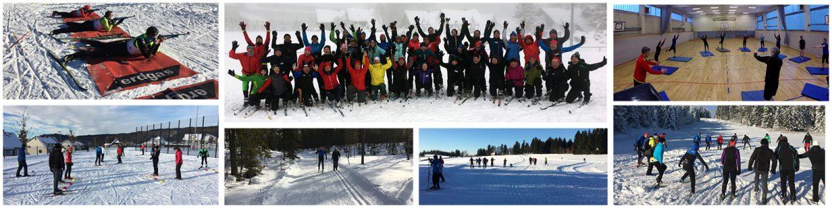 nordisch aktiv Skilanglaufwochenende Oberhof
