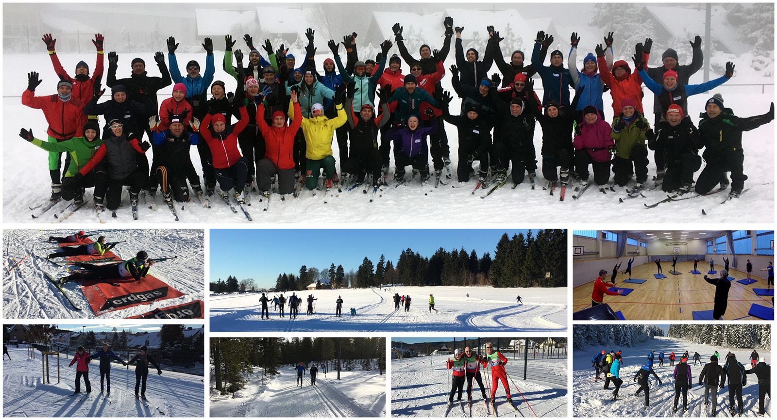 Nordisch aktiv Skilanglaufwochenende Oberhof I